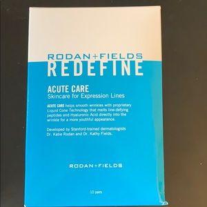 Rodan + Fields Redefine Acute Care